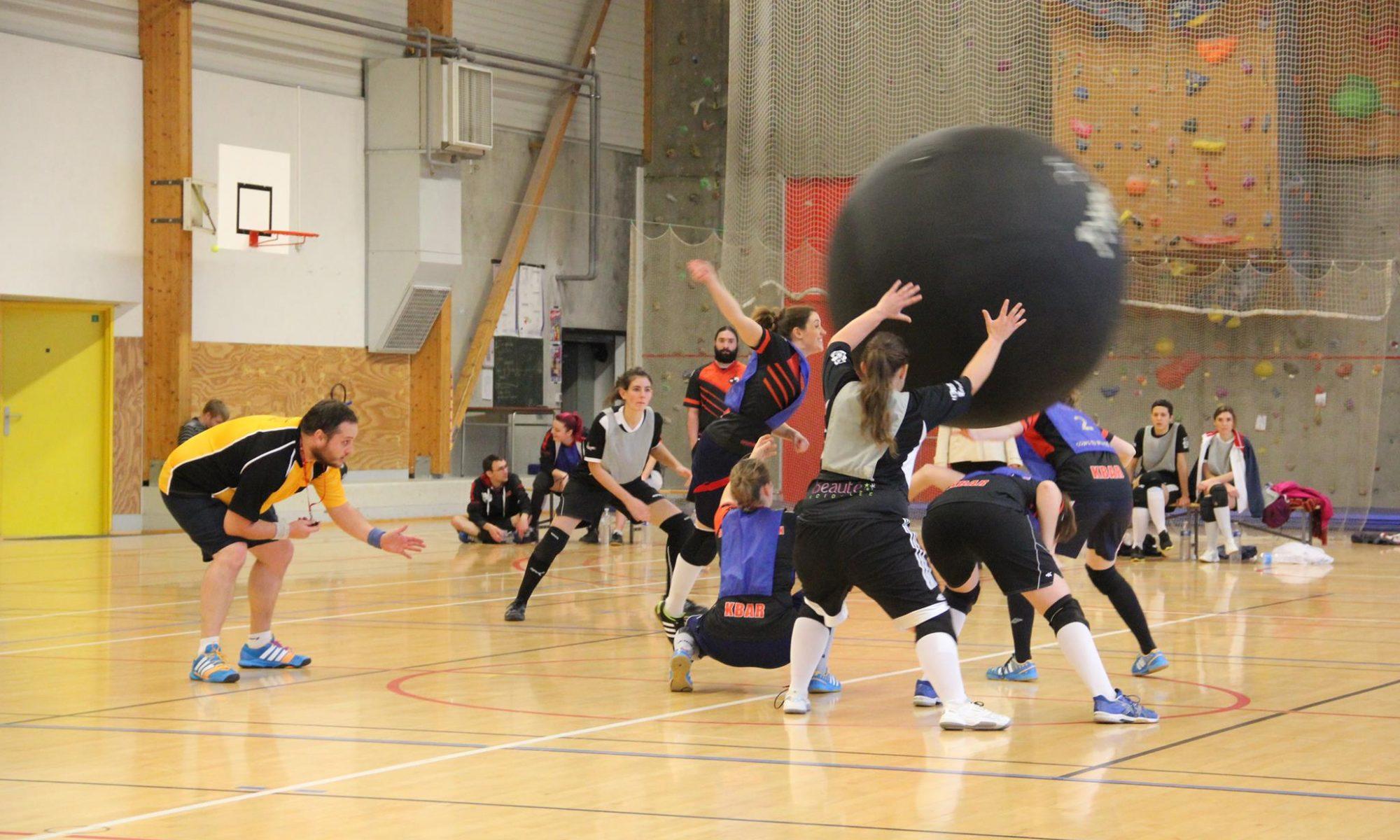 KBAR : Kin-Ball Association Rennes